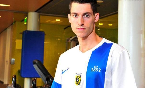 Marko Vejinovic Vitesse 2013 shirt
