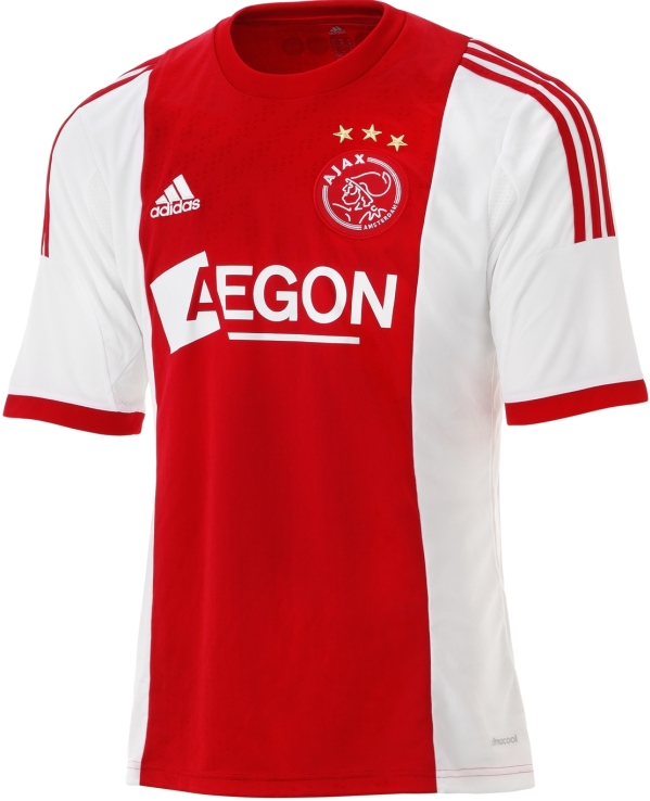 New Ajax Home Kit 2013 14