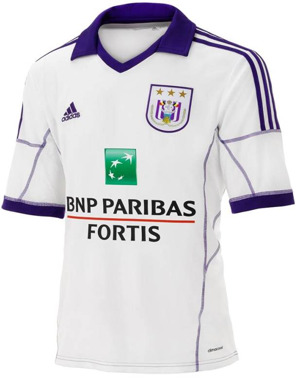New Anderlecht Away Shirt
