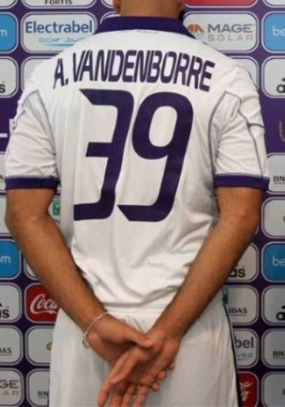 New Anderlecht Shirt