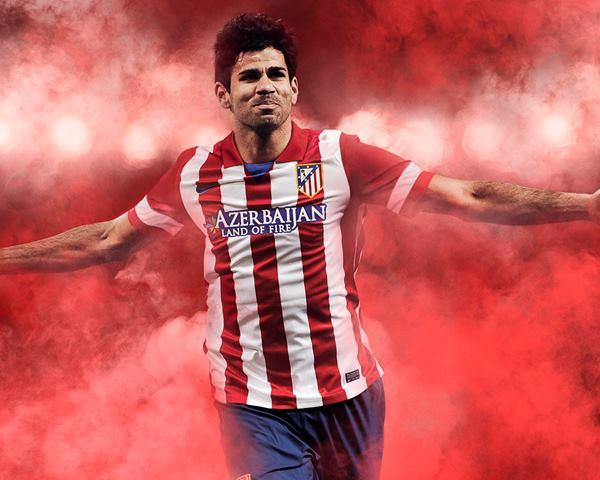 New Atletico Madrid Kit 13 14