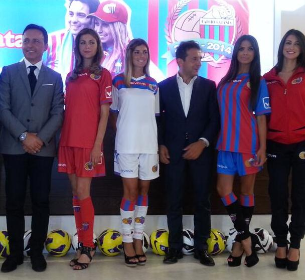 New Catania Kit 13 14