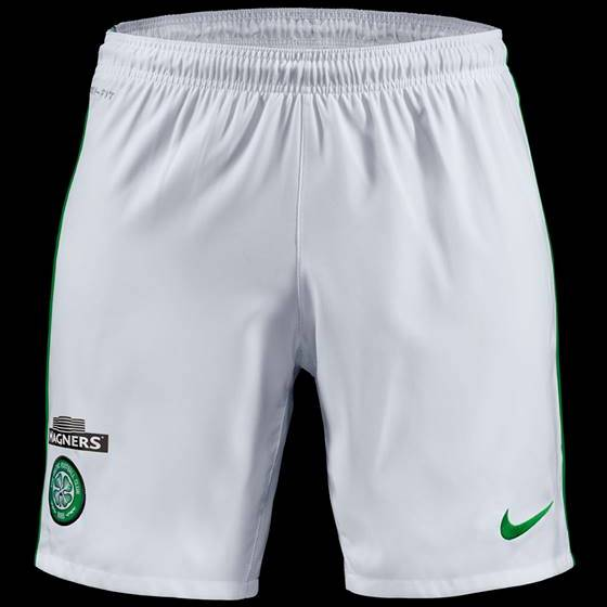 New Celtic Shorts 2014