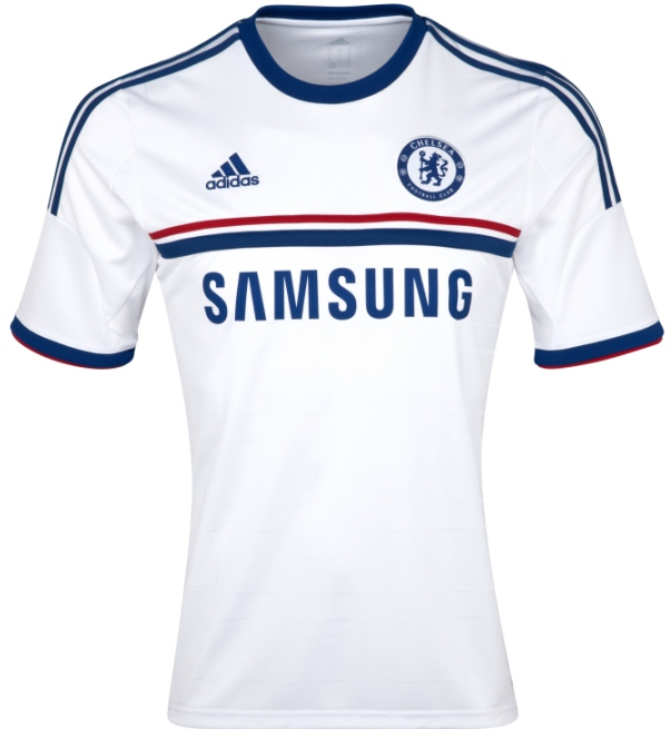 New Chelsea Away Kit 2013 14