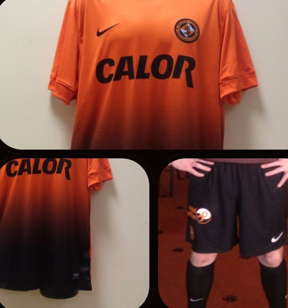 New Dundee United Strip 13 14
