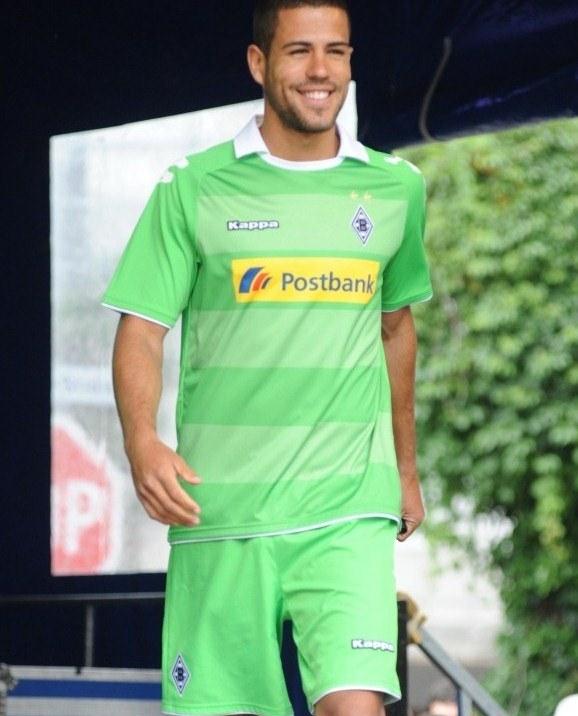 New Gladbach Soccer Jersey 2013 2014