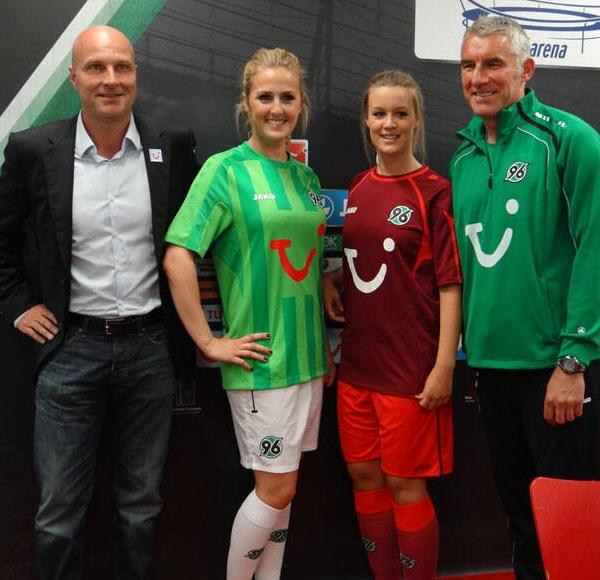 New Hannover 96 Kits 13 14