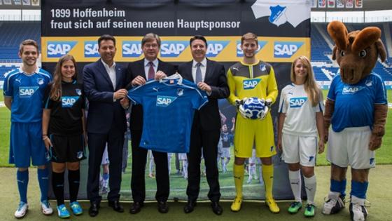 New Hoffenheim Kits 2013 14