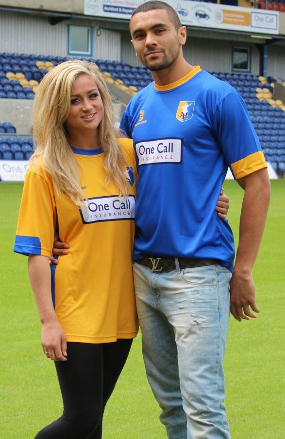 New Mansfield Town Kits 13 14
