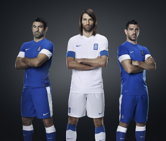 New Nike Greece Jersey 2014