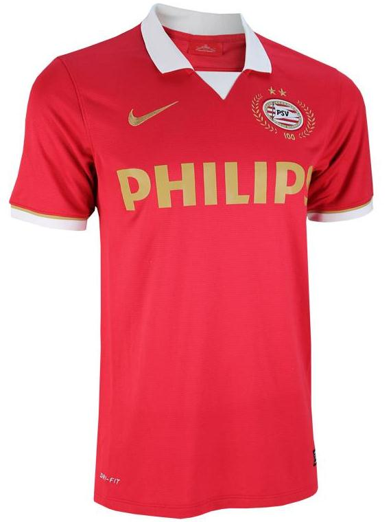 New PSV Home Kit 13 14