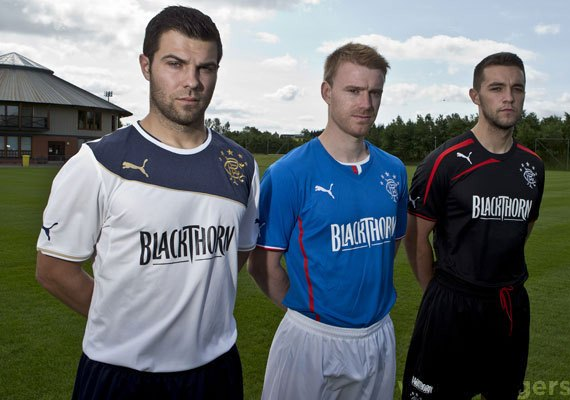 New Rangers Strip 13 14
