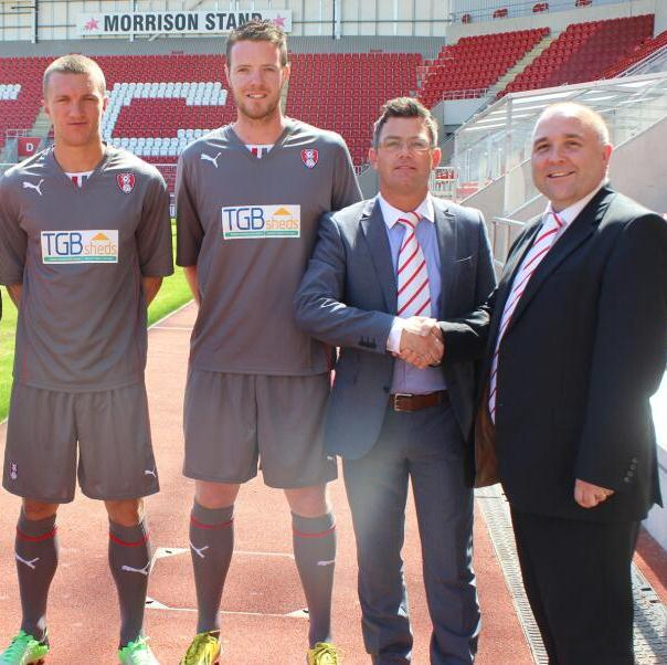 New Rotherham Away Kit 2013 2014