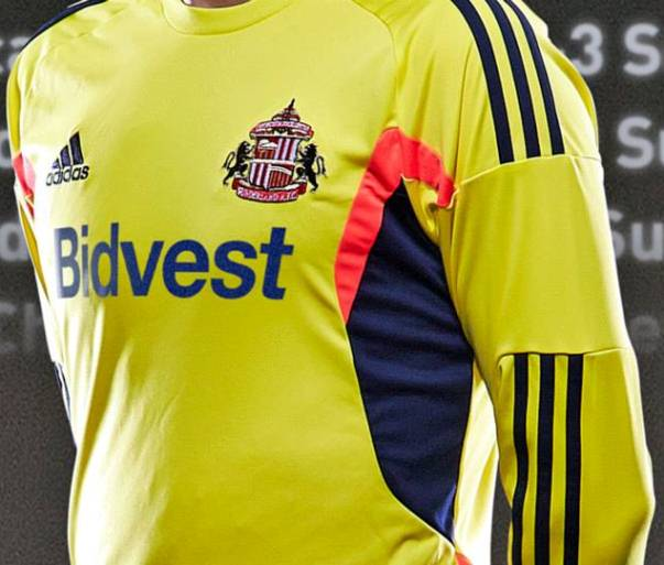 New SAFC Away Top 2014