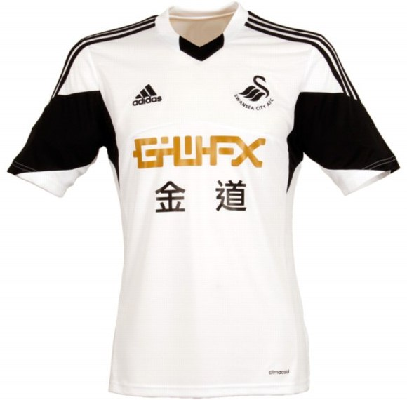 New Swansea Home Shirt 2013 2014