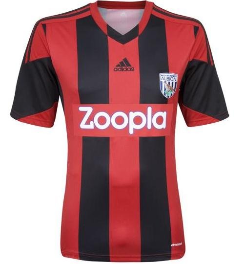 New WBA Away Kit 13 14
