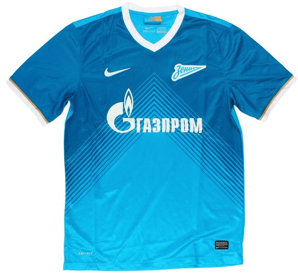 New Zenit Home Kit 2013 14