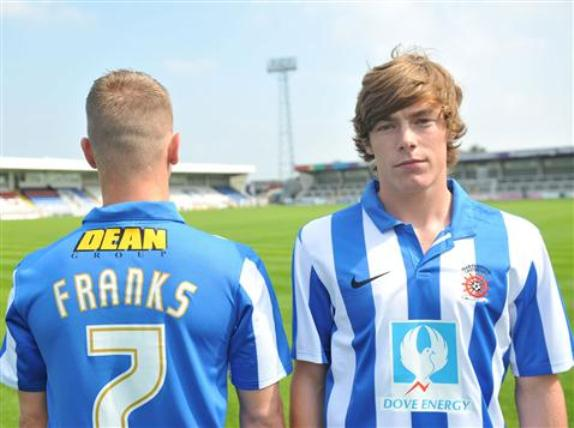 f0f75f9107e New Hartlepool United Nike Home Kit 13-14 | Football Kit News
