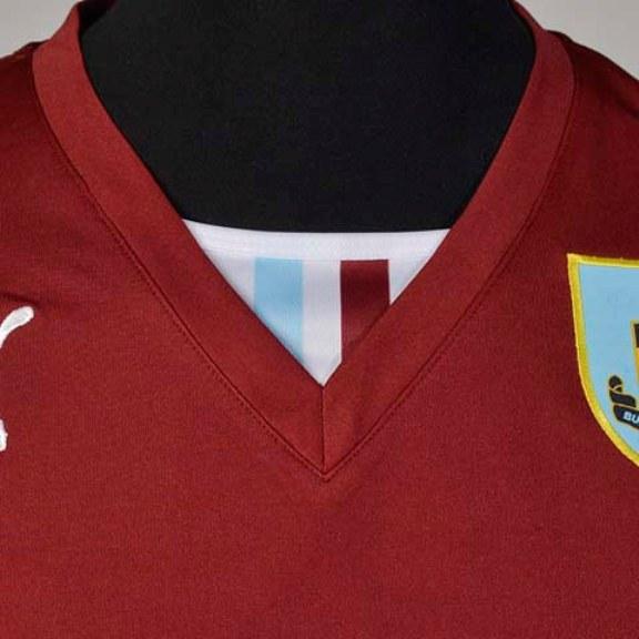 Puma Burnley FC Shirt 2013 14