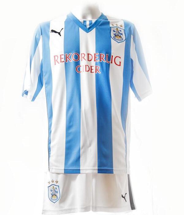 Puma Huddersfield Town Home Shirt 2013