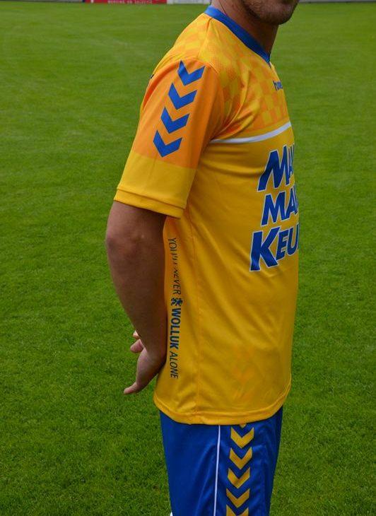 RKC Nieuwe Shirt