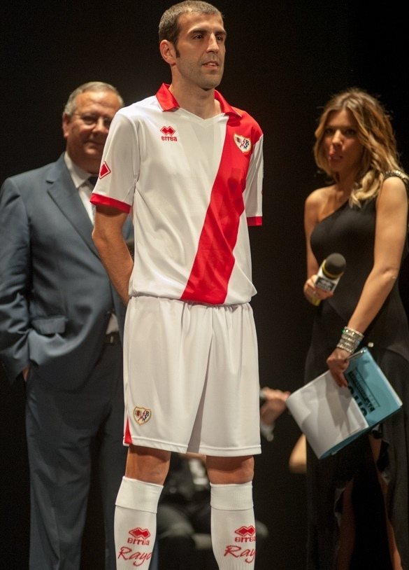 Rayo Vallecano Kit 2014