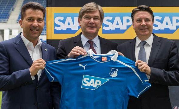 SAP Hoffenheim Shirt 2013