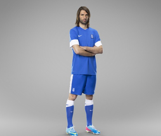 Samaras Greece Shirt 2013