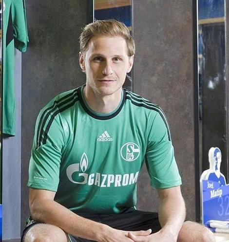 Schalke Third Kit 2013 14