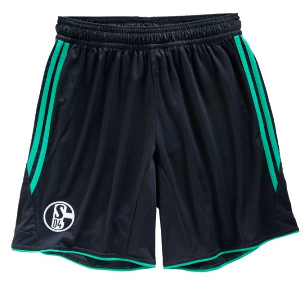 Schalke Third Shorts 2013