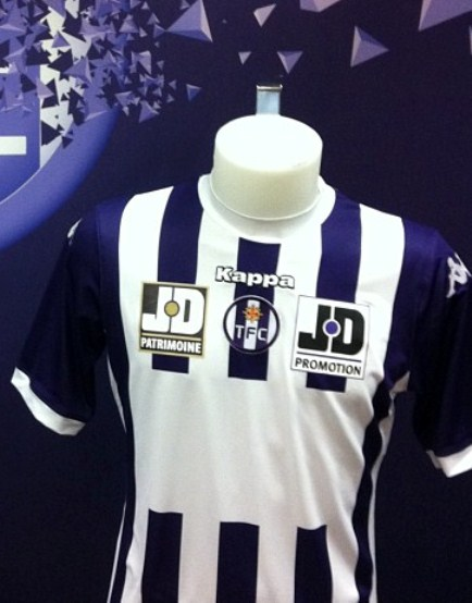 Toulouse FC Football Shirt 2013