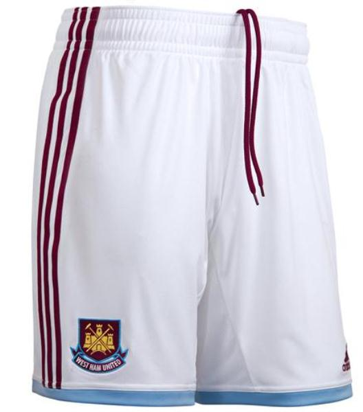 WHUFC Home Shorts