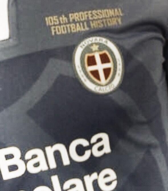 105th Anniversary Shirt Novara Calcio