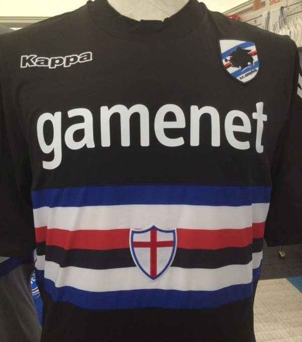 3rd Shirt Sampdoria 2013 2014