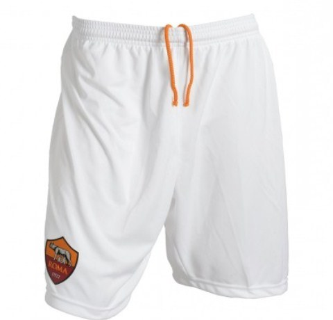 AS Roma Home Short 2013 2014