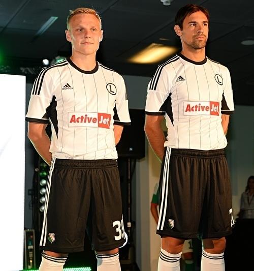Adidas Legia Warsaw Jersey 2013 14