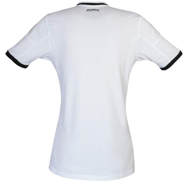 Besiktas Away Shirt Back