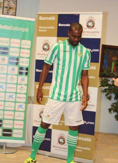 Betis Home Jersey 2013 2014