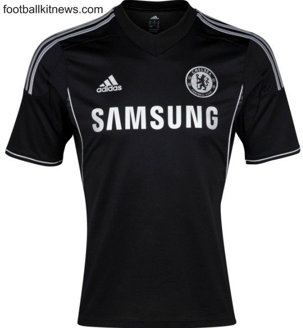 Black Chelsea Third Kit 2014