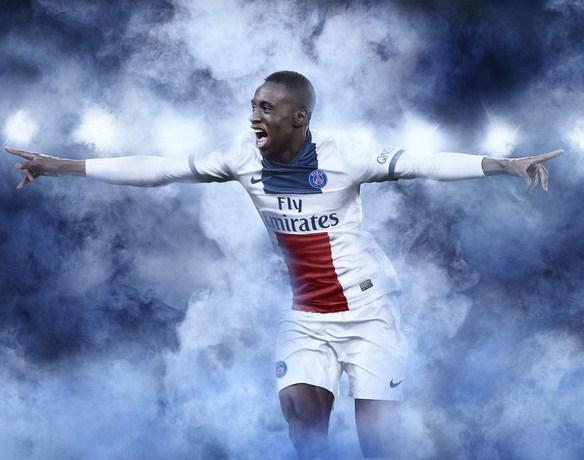 Blaise Matuidi PSG Away Shirt