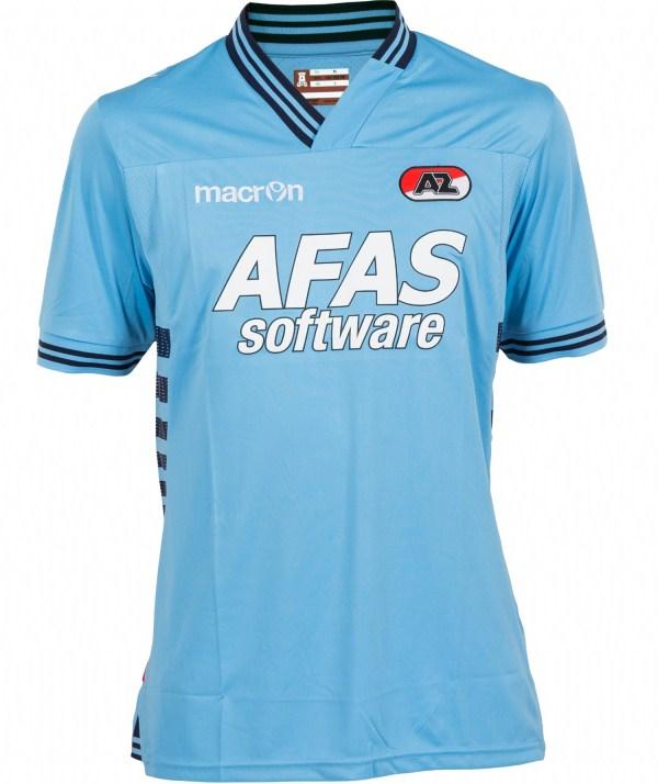 Blue AZ Alkmaar Kit 2013 14