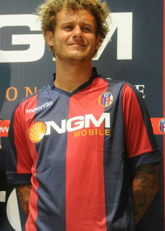 Bologna Home Shirt 2014