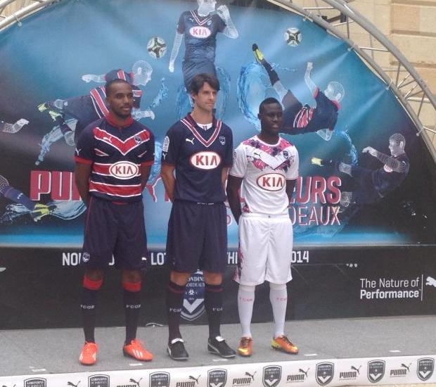 Bordeaux New Kits 13 14