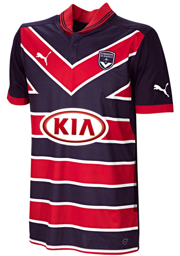 Bordeaux Third Kit 2013 14
