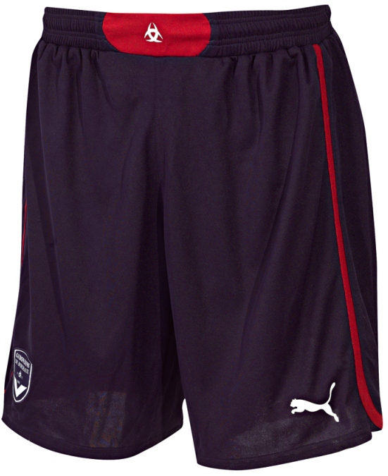 Bordeaux Third Shorts 2014