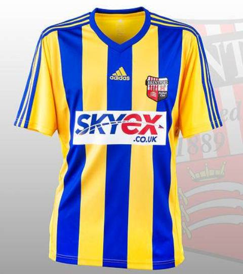 Brentford Adidas Away Shirt 2013 14