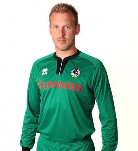 Bristol Rovers Goalkeeper Shirt 2013 134