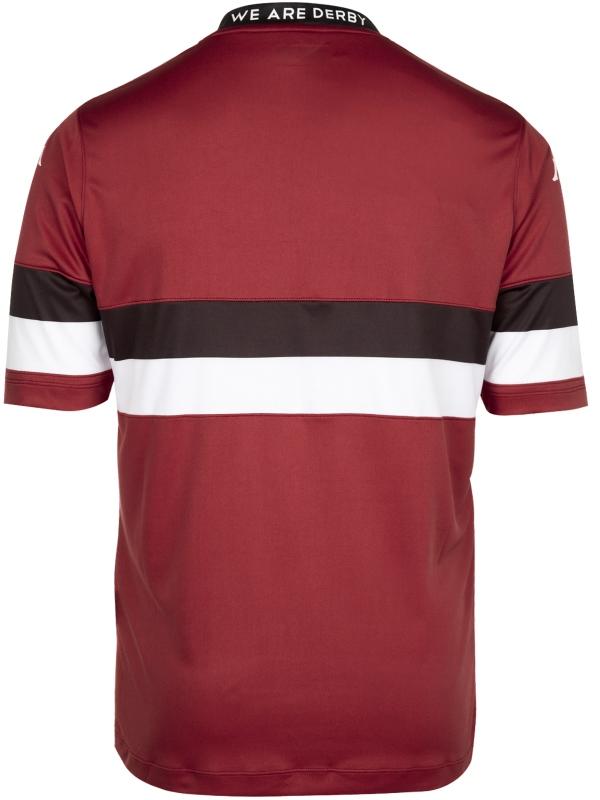 DCFC Shirt Back
