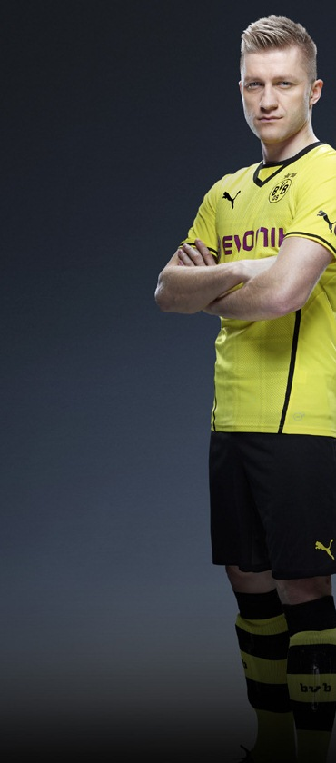 Dortmund Home Strip 13 14