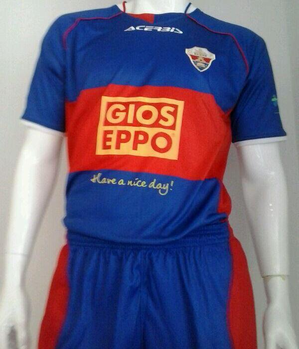 Elche Away Shirt 2013 14